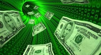 Как перевести большую сумму денег