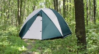 Как собрать палатку быстро в 2018 году