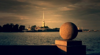 When the white nights in Saint-Petersburg