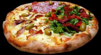 Как быстро и вкусно приготовить пиццу