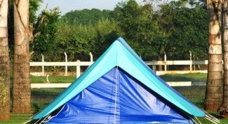 Куда лучше поехать отдыхать с палатками