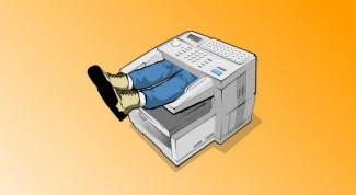 Как установить драйвер для принтера HP