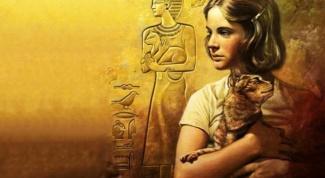 Как египтяне относились к кошкам