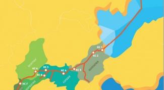 Где пройдёт новый газопровод «Южный поток»