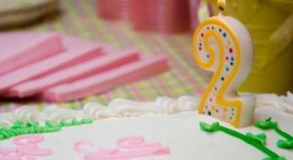 Что подарить девочке на день рождения в 2 года