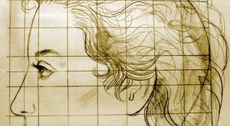 Как нарисовать человека в профиль