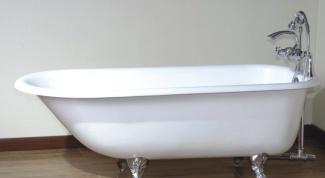 Как отремонтировать сколы на ванной