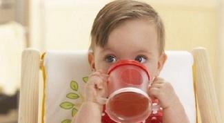 Как давать гранатовый сок ребенку