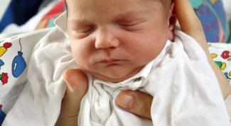 Как отучить новорожденного от рук