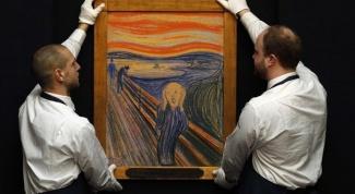 Почему картина Мунка «Крик» стала самой дорогой в мире