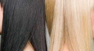 How to bleach your hair if you were a brunette
