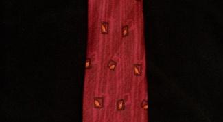 Как нарисовать галстук