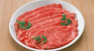 Как перебить запах мяса