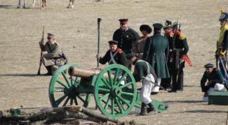 Как провести историческую реконструкцию сражения
