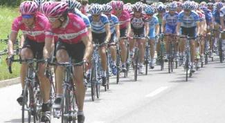 Где пройдёт международная велогонка серии Тур де Франс