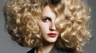 Какие бывают виды химической завивки волос