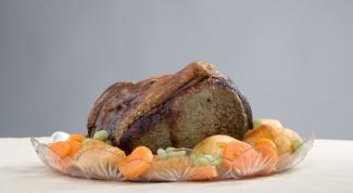Как приготовить говядину духовую