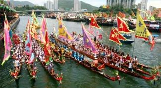 Как попасть на фестиваль Дуань-у цзе