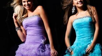 Какое платье выбрать на выпускной бал