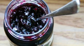 Как сделать джем из черной смородины