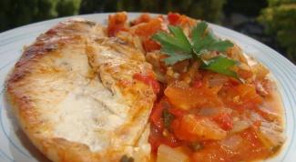 Как приготовить кролика в томатном соке