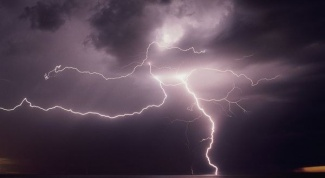 The dangerous storm