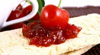 How to make cherry jam