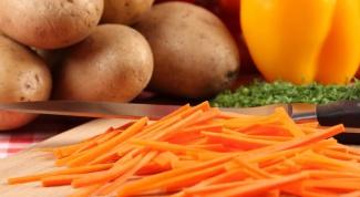 Как приготовить картофельное пюре с овощами