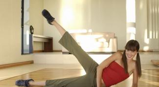 Какие упражнения полезны для ног