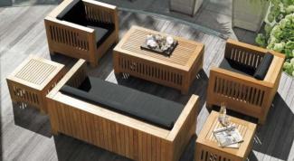 Где найти недорогую мебель для сада и дачи