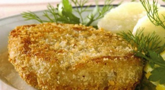 How to cook cutlets of squid