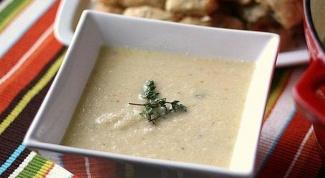 Как варить суп с сыром