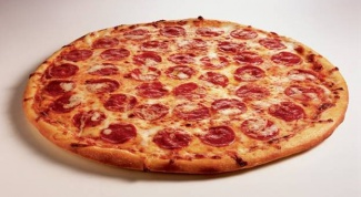 Как приготовить пиццу с салями