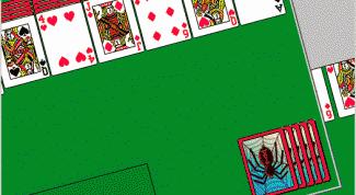 Как играть в пасьянс