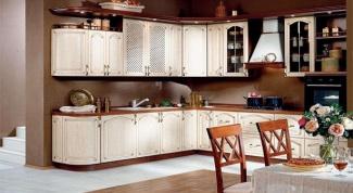 Как делать планировку угловых кухонь