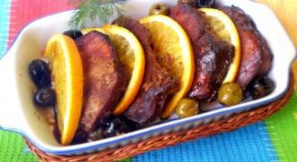 Как приготовить свинину в апельсиновом кляре