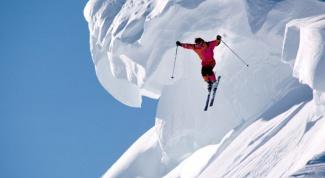 Как определить размер горных лыж