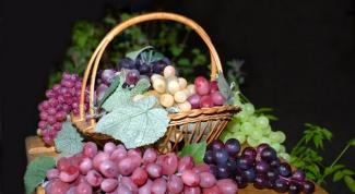 Как сделать компот из винограда
