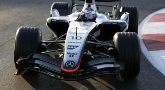 Как попасть на Формулу-1