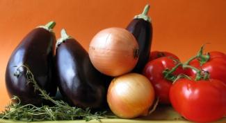 Как сделать баклажаны, фаршированные шпинатом и грибами