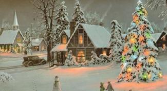 Как поздравить с Рождеством по смс