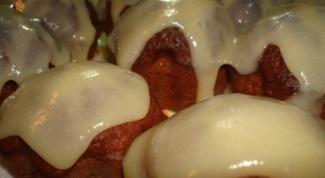 Как сделать банановые кексы с карамелью