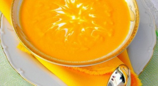 Как сделать морковно-апельсиновый суп