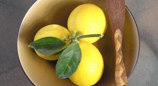 Как варить варенье из лимонов