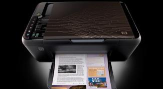 Как настраивать принтеры HP Deskjet