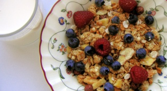 How to make muesli at home