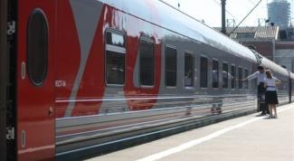 Сколько стоит ж/д билет до Санкт-Петербурга