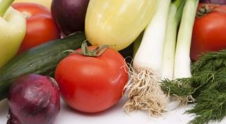 Как приготовить печеные овощи с фисташковой заправкой