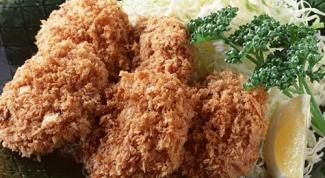 Как приготовить курицу в сухарях