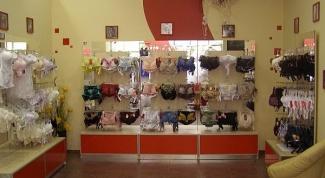 Как открыть магазин женского нижнего белья в 2018 году